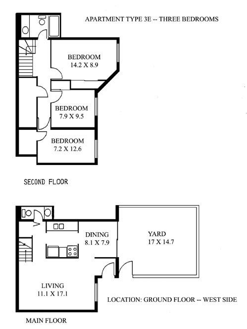 8x8 Bedroom Design: Sample Bathroom Floor Plans